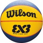WILSON FIBA 3X3 MINI RUBBER BASKETBALL
