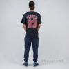 MITCHELL & NESS NBA TRADITIONAL TEE CHICAGO BULLS / SCOTTIE PIPPEN No. 33 BLACK