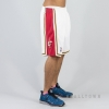 MITCHELL & NESS NBA SWINGMAN SHORTS CLEVELAND CAVALIERS 2003-04 WHITE/RED