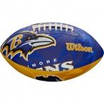 WILSON NFL JR TEAM LOGO FB BA