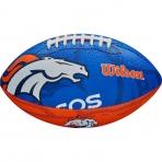 WILSON NFL JR TEAM LOGO FB DN