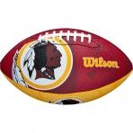 WILSON NFL JR TEAM LOGO FB WS