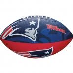 Wilson New England Patriots Team Logo Junior Football