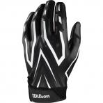 WILSON YTH CLUTCH REC GLV BLACK