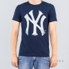 Majestic Precur Logo Carrier Tee New York Yankees Navy