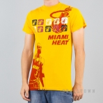 UNK NBA CLUB AND PLAYER TEE - MIAMI HEAT