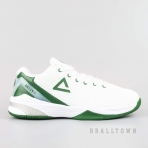 PEAK Basketball Shoes White/Green (Home Game) (EW7201A)