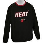 ADIDAS nba crew neck Heat sweat shirt