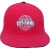 ADIDAS MENS BASKETBALL CAP DETROIT PISTONS