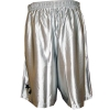 Converse Athletic Basketball Shorts Silver