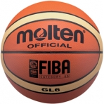 MOLTEN BASKETBALL BALL GL6