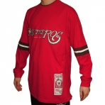 PASS THE ROC LONG SLEEVE RED