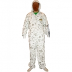 SOUTH POLE VELOURT SUIT WHITE