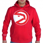 Mitchell & Ness Atlanta Hawks Team Logo Hoody