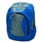 NBA ACTION BLUE AND GREY BAG