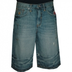 ROCA WEAR denim short r-stadium
