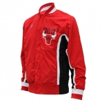 MITCHELL & NESS CHICAGO BULLS AUTHENTIC JACKET