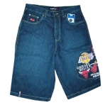 UNK MONTROSE NBA DENIM SHORT