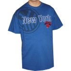 UNK NY KNICKS PLAYERS AND CLUBS TEE