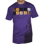 UNK LA LAKERS CLUBS AND PLAYERS TEE