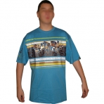 SOUTH POLE T-SHIRT BLUE