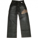 SOUTH POLE DENIM PANT BLACK JEANS