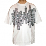 COOGI CITY T-SHIRT BLACK & GREY
