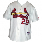 MAJESTIC CARPENTER MLB CARDINALS JERSEY