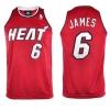 Adidas James Miami Heat Replica Jersey