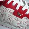 LUGZ BIRDMAN WHITE & RED