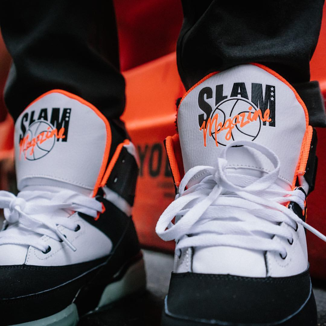 SLAM MAGAZINE X EWING 33 LIMITED COLLABORATION