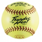 Spalding Thunder Heat WT-12 Yellow Fast Pitch Softball