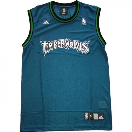 Minessota Timberwolves replica jersey