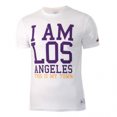 Adidas I am Lakers Tee