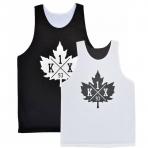 K1X o.d. reversible mesh jersey