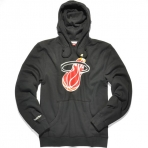Mitchell & Ness Miami Heat Team Logo Hoody