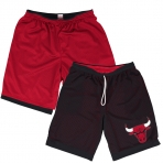 Mitchell & Ness NBA Reversible Mesh Shorts Chicago Bulls