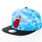 Mitchell & Ness Surf Camo Miami Heat