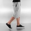 Dangerous DNGRS Smoff Sweat Shorts Grey Melange