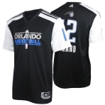 ADIDAS NBA D HOWARD AUTHENTIC PLAYER SHIRT