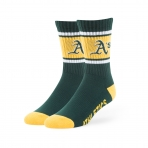 MLB Oakland Athletics Duster '47 Sport Sock