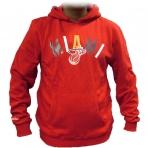 Mitchell & Ness Mikina s kapucou Tri Pop NBA - Miami Heat