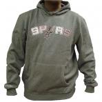 Mitchell & Ness Mikina s kapucou Tri Pop NBA - San Antonio Spurs