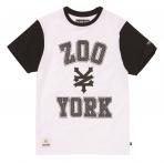 ZOO YORK tričko STONE biele
