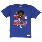 MITCHELL & NESS DR.J ERVING CARICATURE TEE