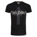 Shine Original tričko Rock Icon Tee Black Sabath