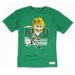MITCHELL & NESS LARRY BIRD CARICATURE TEE