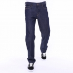 Pelle Pelle rifle Baxter denim pant modré raw