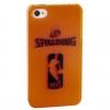 Spalding  iPhone case polycarbonat orange 4 and 4s