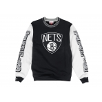 Mitchell & Ness mikina NBA Brooklyn Nets Excessive Celebration Crew